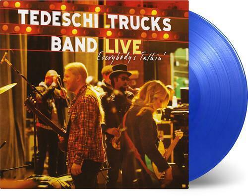 Tedeschi Trucks Band Everybody's Talkin' Live 3xlp 180 GM ...