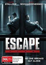 Escape Plan (2013) Sylvester Stallone, Arnold Schwarzenegger - NEW DVD - R4