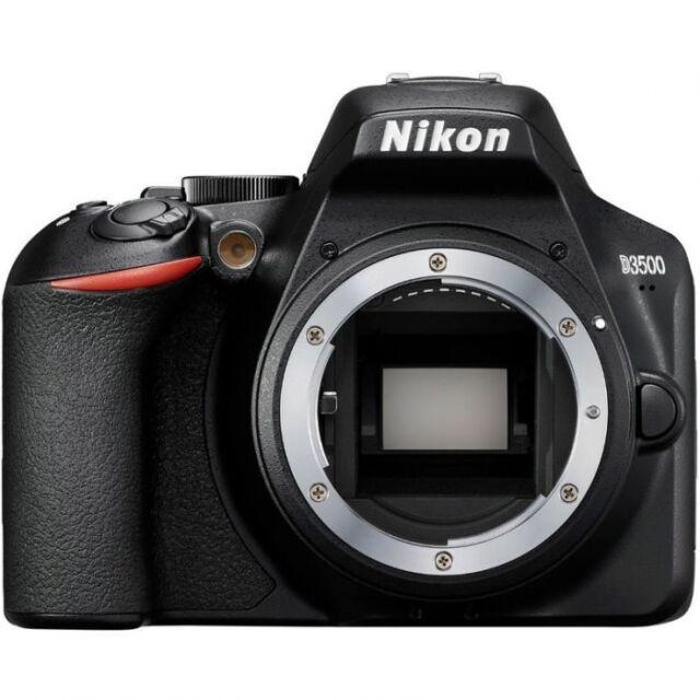 Nuovissimo originale Nikon D3500 DSLR fotocamera corpo unico Multi lingue IT*3