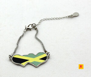 Jamaica-Joining-Heart-Fashion-Bracelet