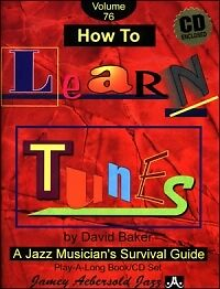 Other Music Instruction Practical Aebersold 076 How To Learn Tunes Book/cd Sheet Music & Song Books