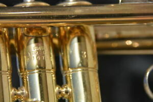 YAMAHA YTR 639 TRUMPET (as YTR 6345),GREAT CONDITION,READY TO PLAY!; TROMBA