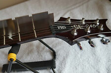 Guitar Notched Straight Edge Set. PRECISION GROUND For PRS  type guitars.SPECIAL
