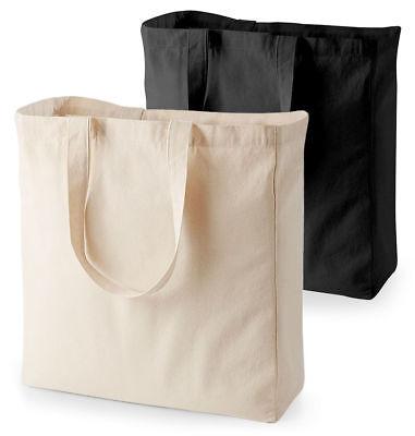 QUADRA Canvas Classic Shopper NEU
