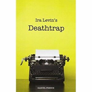 Death-Trap-Paperback-by-Levin-Ira-Brand-New-Free-P-amp-P-in-the-UK