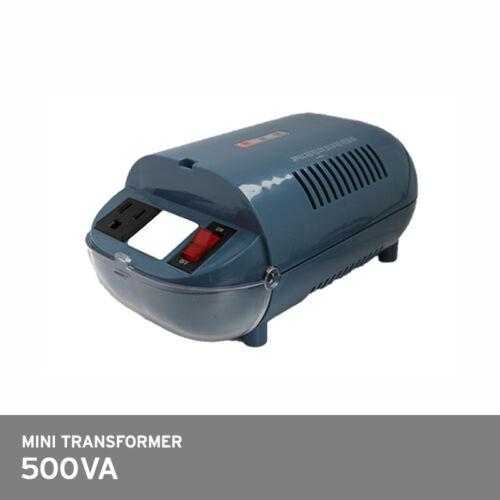 Mini Transformer 220V->110V 120V 60Hz 500W 500VA Converter StepDown Vol Korea