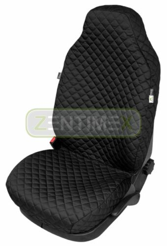 Funda del asiento klimatisierend negro para VW Volkswagen Amarok pick-up 09.10