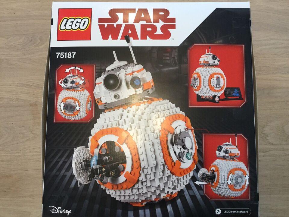 Lego Star Wars, 75187 BB-8