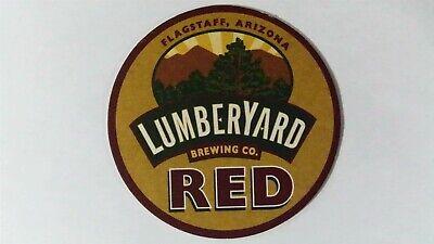 Beer Coasters Pack Of 25 ~*~ LUMBERYARD Brewing ~ Flagstaff AZ