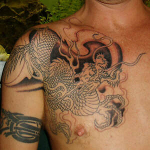 TATTOO-GOT-INK-GETTING-INKED-Over-10-000-designs-on-CD