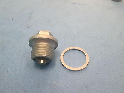 Porsche 944 928 968 Engine Oil Drain Plug  /& Seal NEW OEM