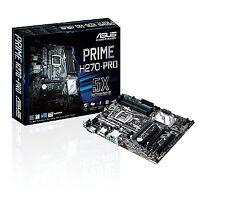 ASUS PRIME H270-PRO LGA 1151 Intel H270 HDMI USB 3.1 USB 3.0 ATX Motherboard