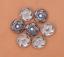 10X-Bohemian-3D-Flower-Turquoise-Conchos-For-Leather-Craft-Keychian-Wallet-Decor miniatuur 17