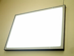 Image Is Loading A1 LED Slim Panel Light Box VIEWING TRACING
