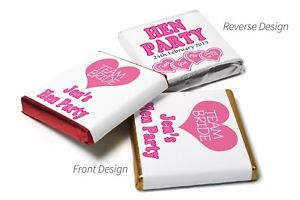 Personalised-Chocolate-Neapolitan-Chocolate-squares-Team-Bride-Hen-Party-V0