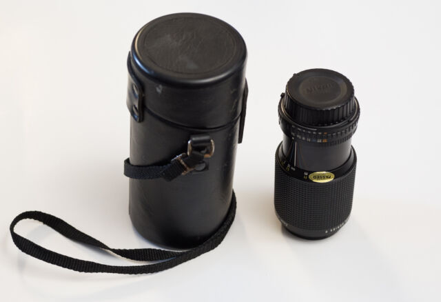 Nikon Nikkor Series E High performance zoom 75-150mm f/3.5 lens L@@K!