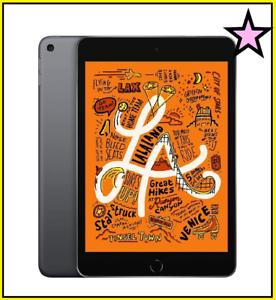 Apple iPad Mini 64GB 5.Generation WLAN Wifi 7,9 Zoll Space Grau Händler OVP NEU