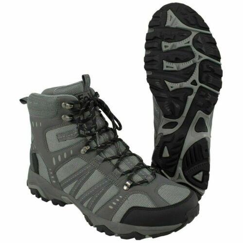 NEU Trekking Schuhe grau Mountain High Outdoor Wanderschuhe