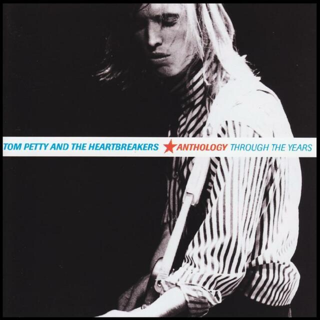 TOM PETTY (2 CD) ANTHOLOGY : THROUGH THE YEARS ~ GREATEST HITS / BEST OF *NEW*