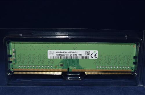 1Rx8 PC4-2400T DDR4 MEMORY HMA81GU6AFR8N-UH HYNIX 8GB 1X8GB