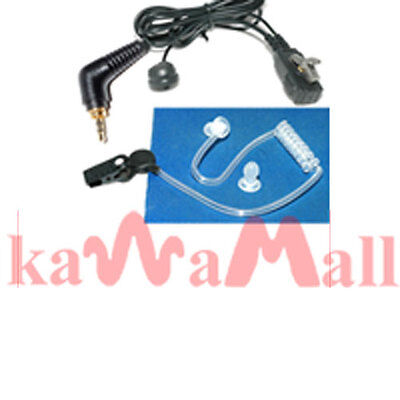 Earbud Ear Mic for Motorola Nextel i305 i335 ic402 Radio