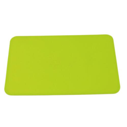 Silicone Baking Table Mat Pad Liner napperon Imperméable Antidérapant stick protecteur