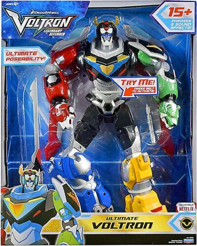 Voltron Legendary Defender Ultimate Voltron Deluxe Action Figure
