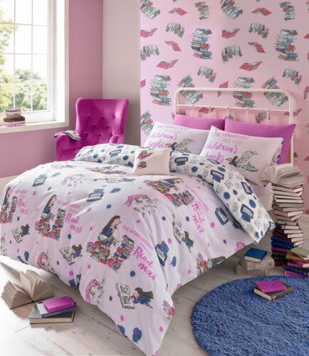 10/%OFF RRP... Bookworm Duvet Sets Bed Linen by Roald Dahl .. Free Shipping