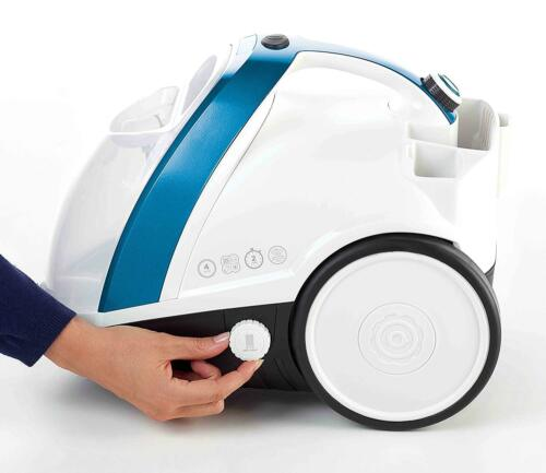Polti Smart 100B Steam Cleaner with High Pressure /& Unlimited Steam