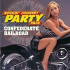 Rockin Country Party Pack 0081227993276 by Confederate Railroad CD