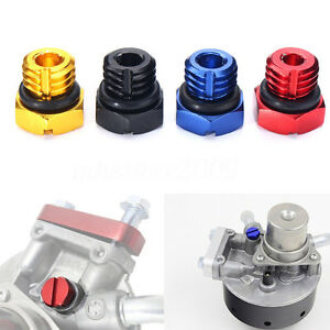 fuel filter housing bleeder screw for 2001 2016 duramax lb7 lly lbzimage is loading fuel filter housing bleeder screw for 2001 2016