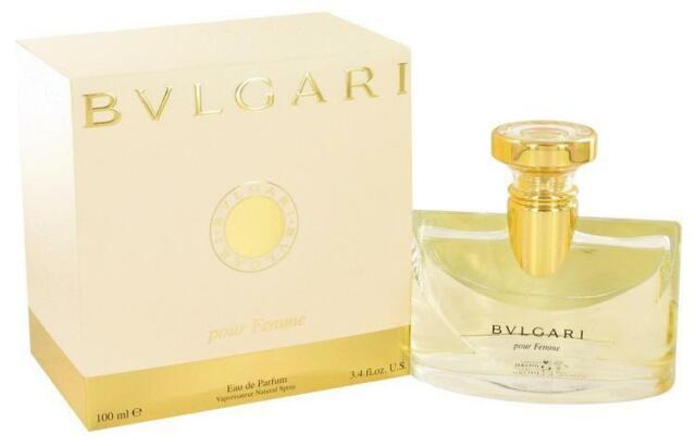 Bvlgari Pour Femme 3.4oz Women's Eau de Parfum