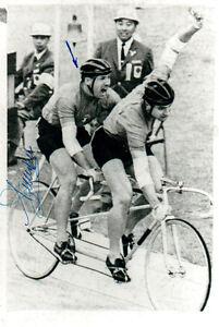 Angelo-Damiano-ITA-1-OS-Tokyo-1964-Tandem-original-signiert-signed
