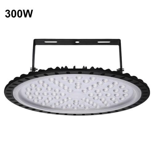 500W 300W 200W 100W 50W LED High Bay Lights UFO Warehouse Led Light Fixture NEW