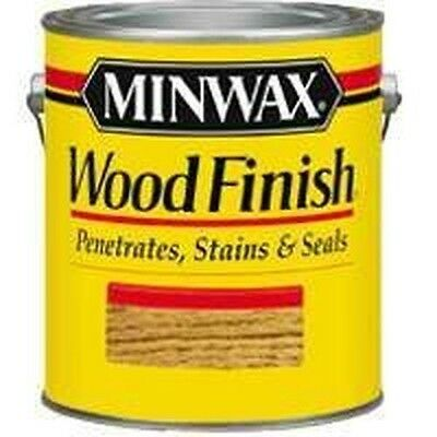 8965113 NEW CASE (2) GALLONS FRESH MINWAX PURITAN PINE INTERIOR OIL WOOD STAIN