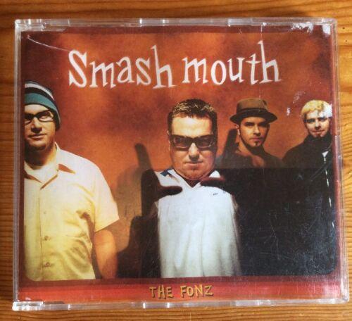 1 of 1 - SMASH MOUTH Fonz CD 4 Track (ind95585) UK Interscope 1998 @@LOOK@@