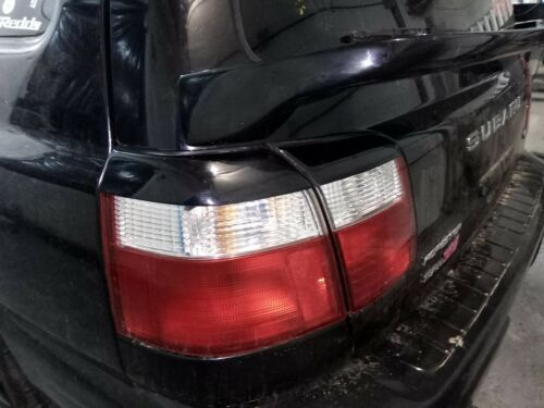 Rear lines for headlights subaru forester SF 2001-2002