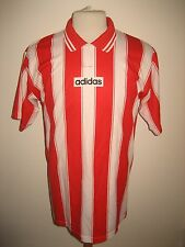 Vintage Adidas PSV 90´s football shirt soccer jersey voetbal trikot size XL