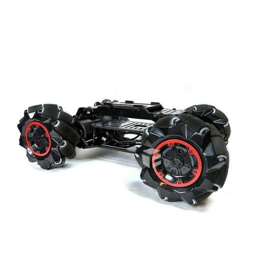 4WD 97mm Robot Car Fiberglass Mecanum Wheel Kit for Arduino Raspberry Pi STM32