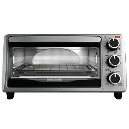 Black & Decker TO1303SB Toaster Oven Brand New Freeshipping