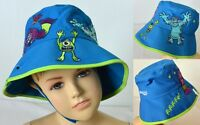 Disney Disneyland Resorts Monsters University Kids Youth Bucket Sun Hat, Blue