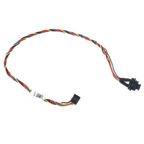 For dell optiplex 390 790 990 7010 MT SFF PC power button switch cable 30WYN
