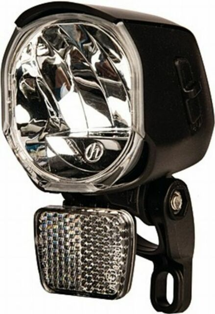 Herrmans Led Headlight H-Flow on off with Parking Light 40 Lux