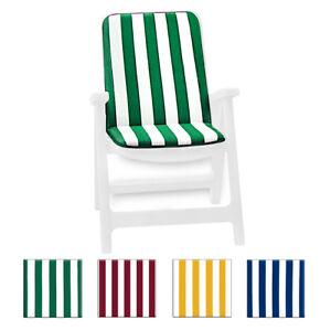 Cuscino-copri-sedia-giardino-sdraio-esterno-seduta-schienale-UNIVERSALE-cotone