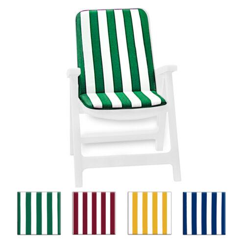 Kissen Abdeckung Stuhl Garten Liegestühle Externe Sitz Rückenlehne Universal Bw