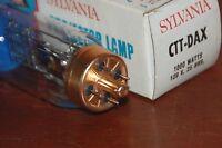 Projector Lamp - Ctt-dax 1000 Watt 120 Volt Avg. 25 Hrs -new Fits Bell & Howell