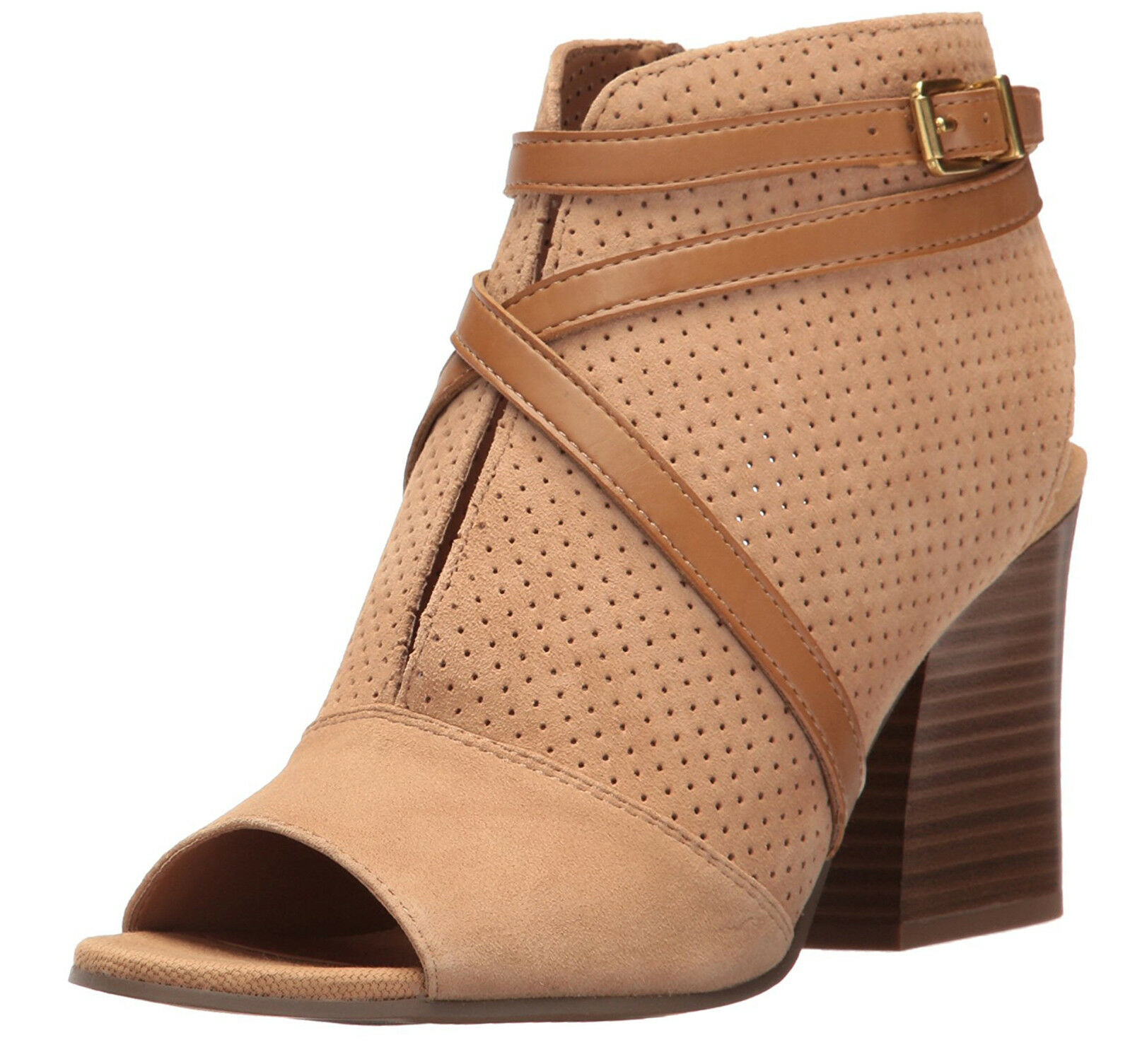 New Franco Sarto FANTANA Women Suede Booties