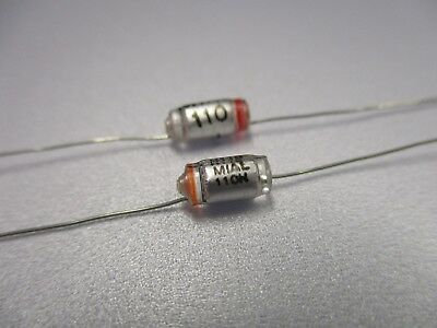 NOS,New Old Stock P56 120 pF Polystyrene Capacitor QTY 20 ea