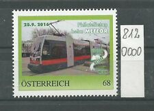 Österreich  personalisierte Marke Philatelietag METEOR/WIEN am 25 09 16 **