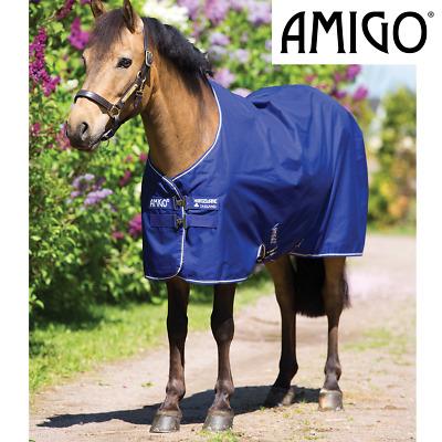 "Horseware Amigo PONY Hero 900d TURNOUT Rug Mediumweight Medium 200g 3/'9/""-5/'9/"""
